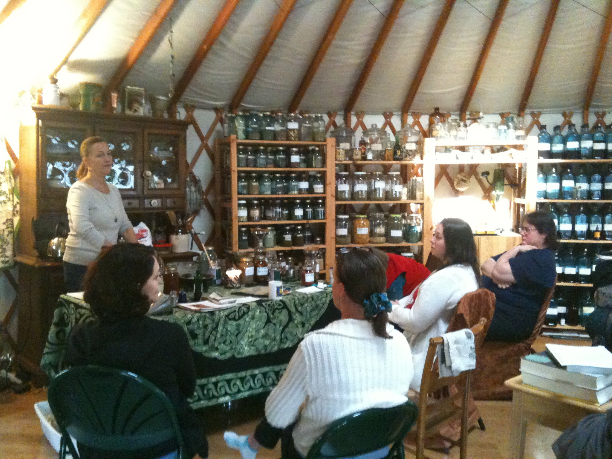Herbal Apothecary course